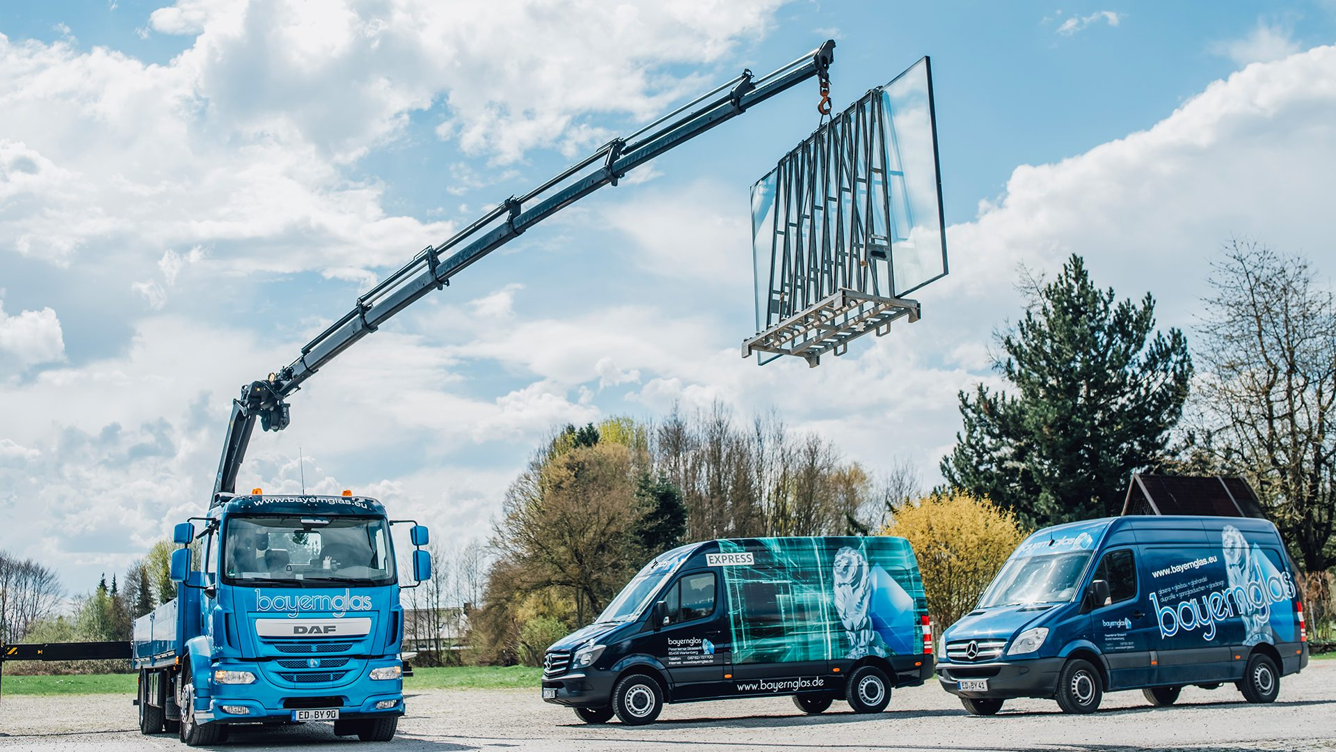Topmoderne Glaserei zwischen München und Landshut Bayernglas in Wartenberg Corporate Blog 1
