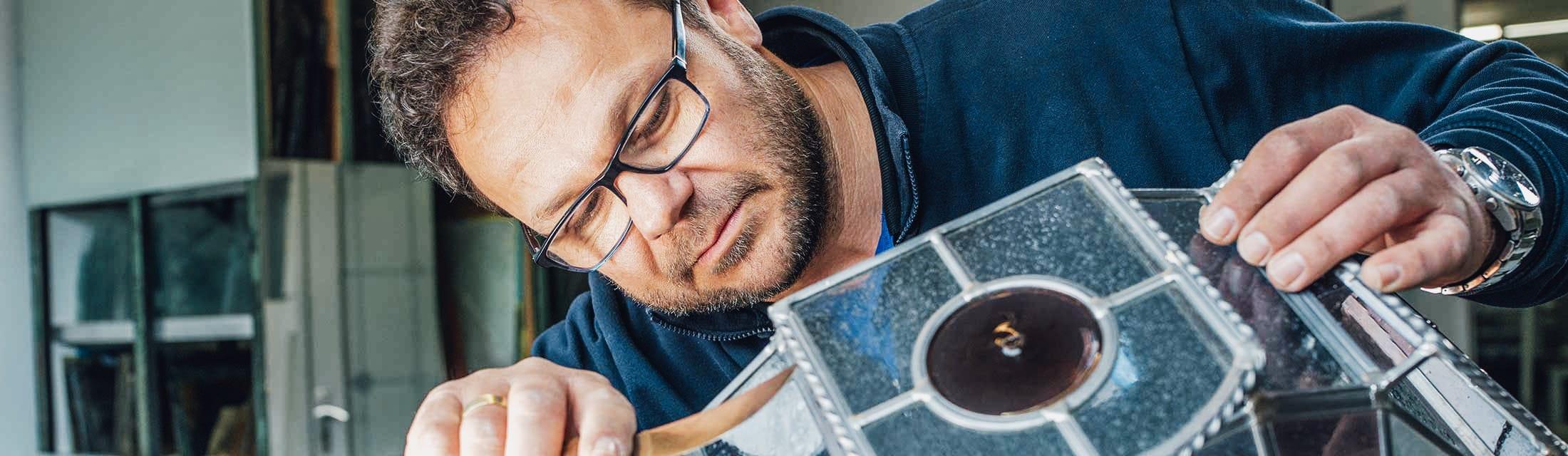 reperaturen 2 Glaserei Wartenberg Bayernglas Moosburg an der Isar