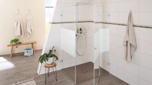 Glasdusche richtig reinigen - Bayernglas - Glaserei zwischen München und Landshut 1