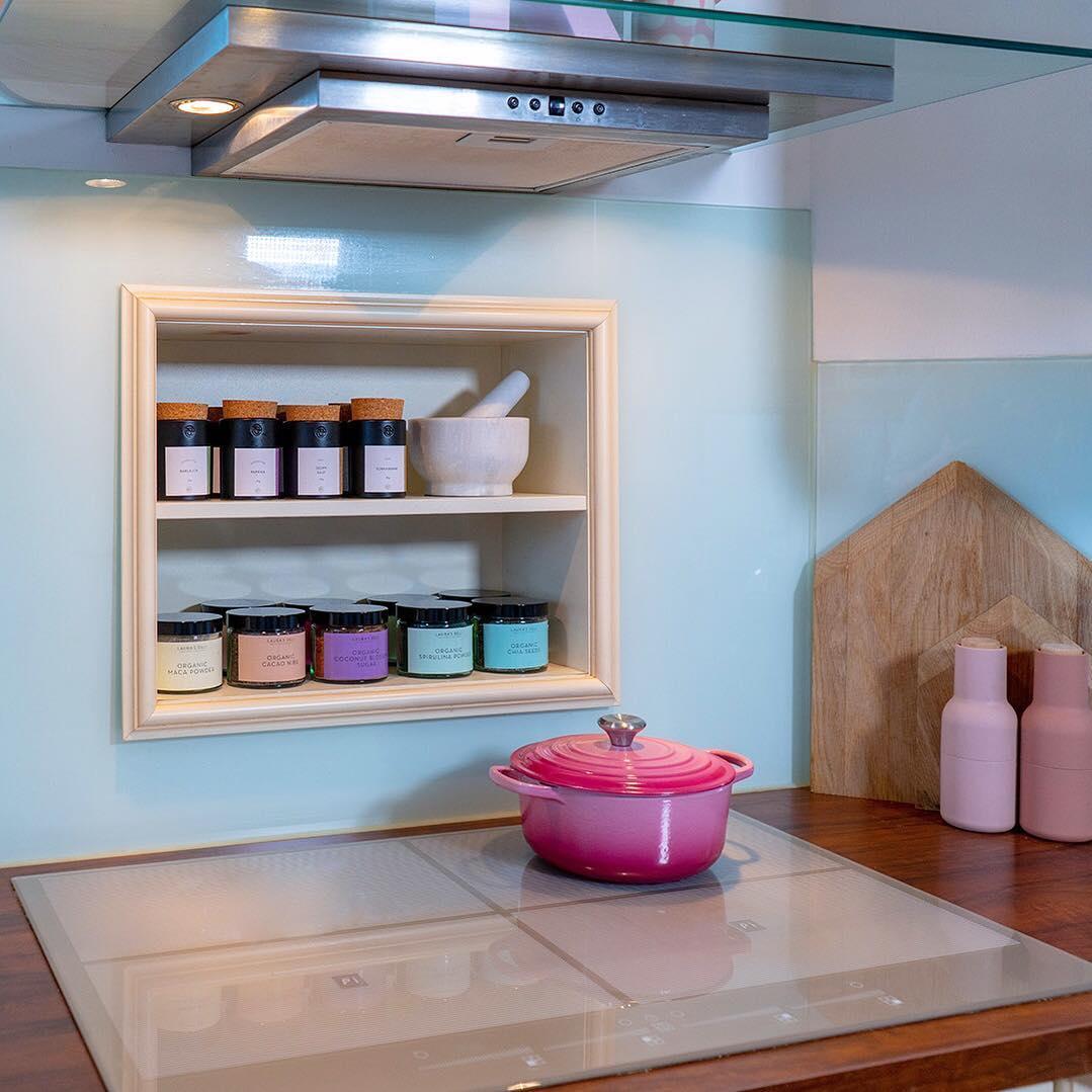 Küchenrückwände aus Glas: Der optimale Spritzschutz in ...