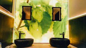 Digitaldruck auf Glas Fotos Bilder und Steinoptik auf Glas dank Glasdruck - Bayernglas - Glaserei München Landshut Wartenberg Bayern