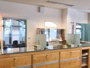 Schutzscheibe Glas bayernglas