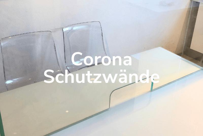 Schutzwände Corona München