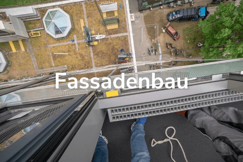 Fassadenbau München